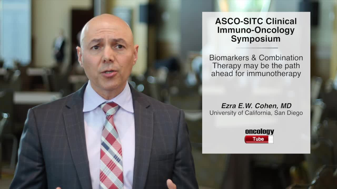 Biomarkers & Combination Therapy May Be the Path Ahead for Immunotherapy