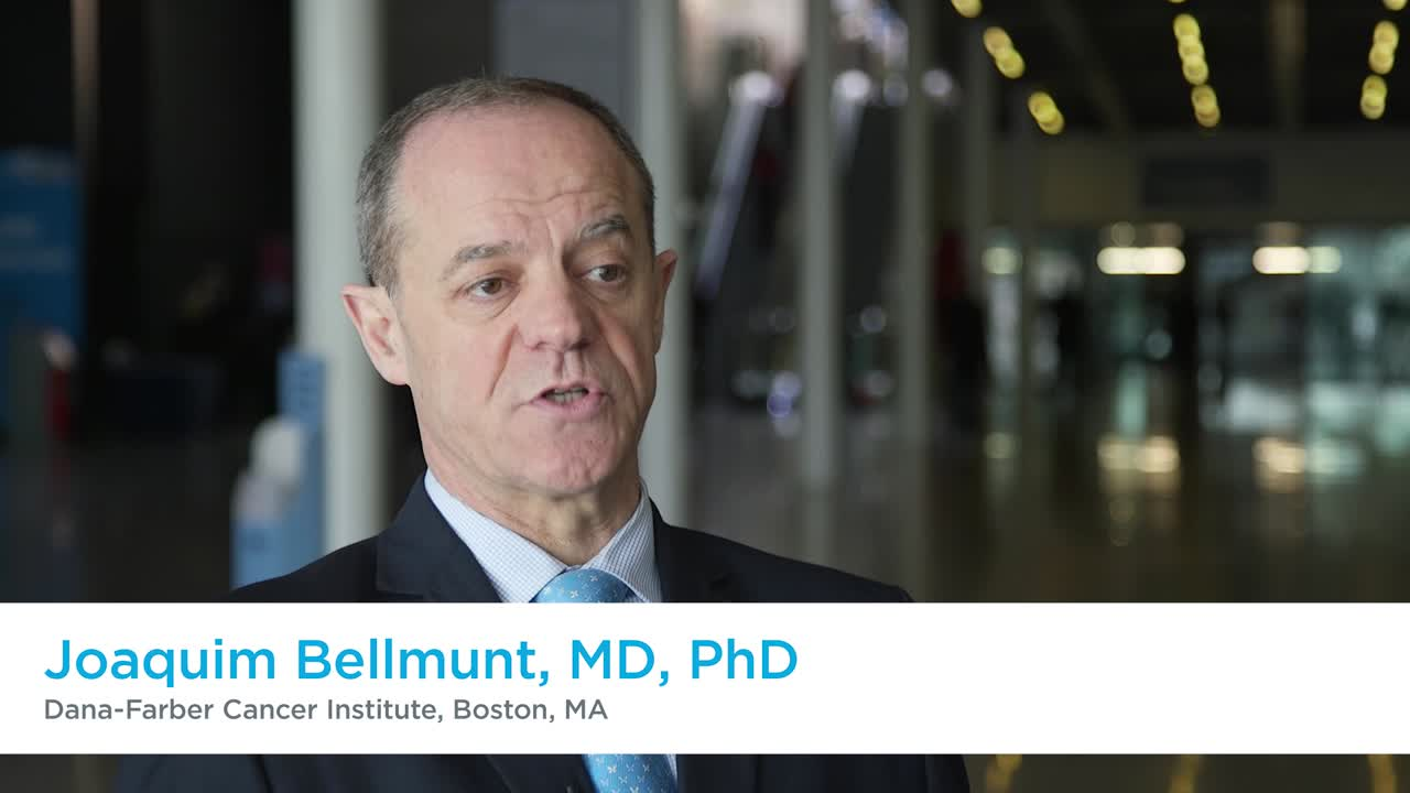 When can checkpoint inhibitors be used to treat urothelial carcinoma?