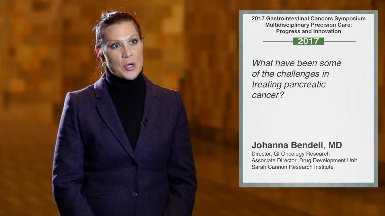 Challenges in Treating Pancreatic Cancer