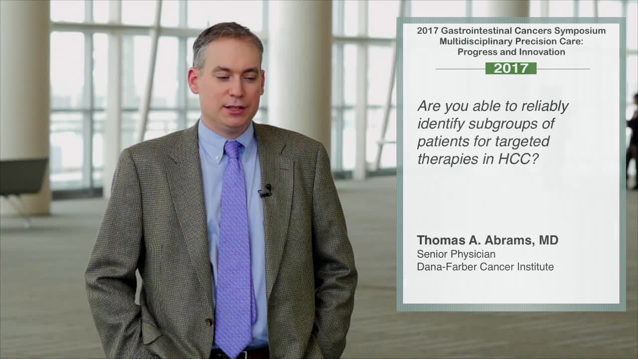 Targeted Therapies for Patients with HCC