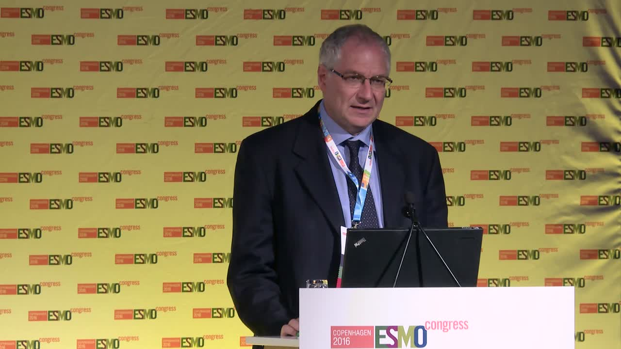 ESMO 2016: Press brief on the key messages of ESMO and its vision for the future