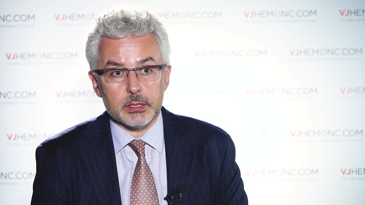Genetic abnormalities for detecting patients at risk of AML