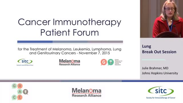 Immunotherapy for Lung Cancer [360p]