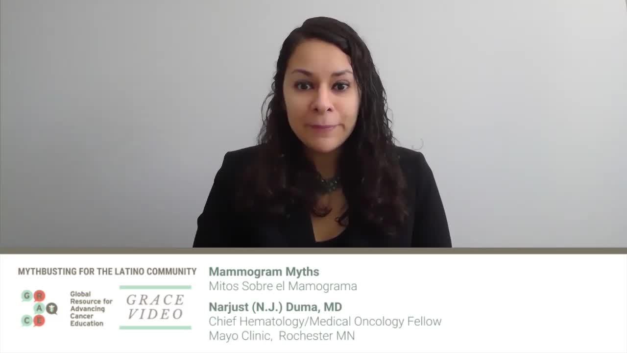 Mammogram Myths