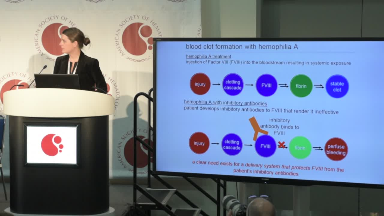 Targeted Factor VIII Delivery
