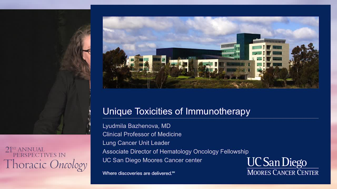 Unique toxicities of immunotherapy