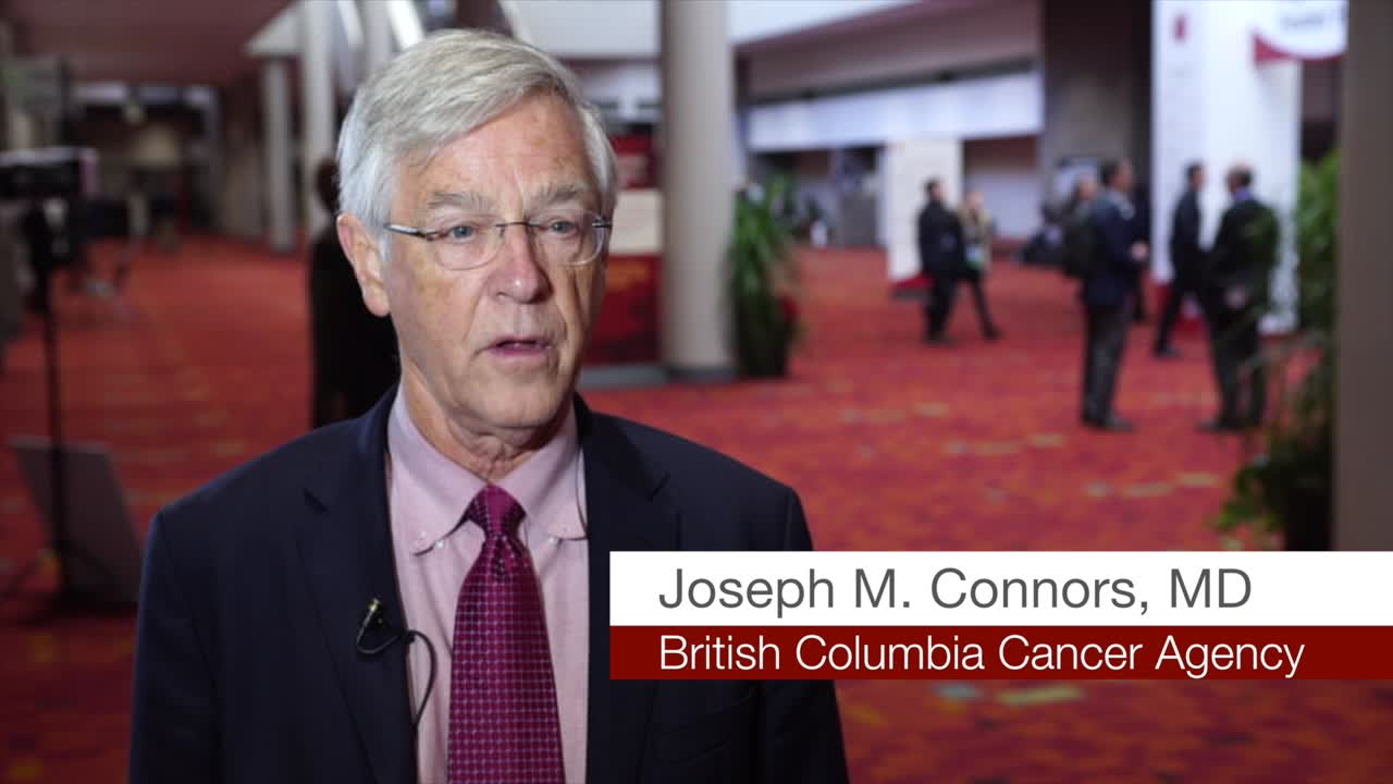 Results of the Echelon-1 Trial New chemotherapy is a combination of brentuximab vedotin, and AVD