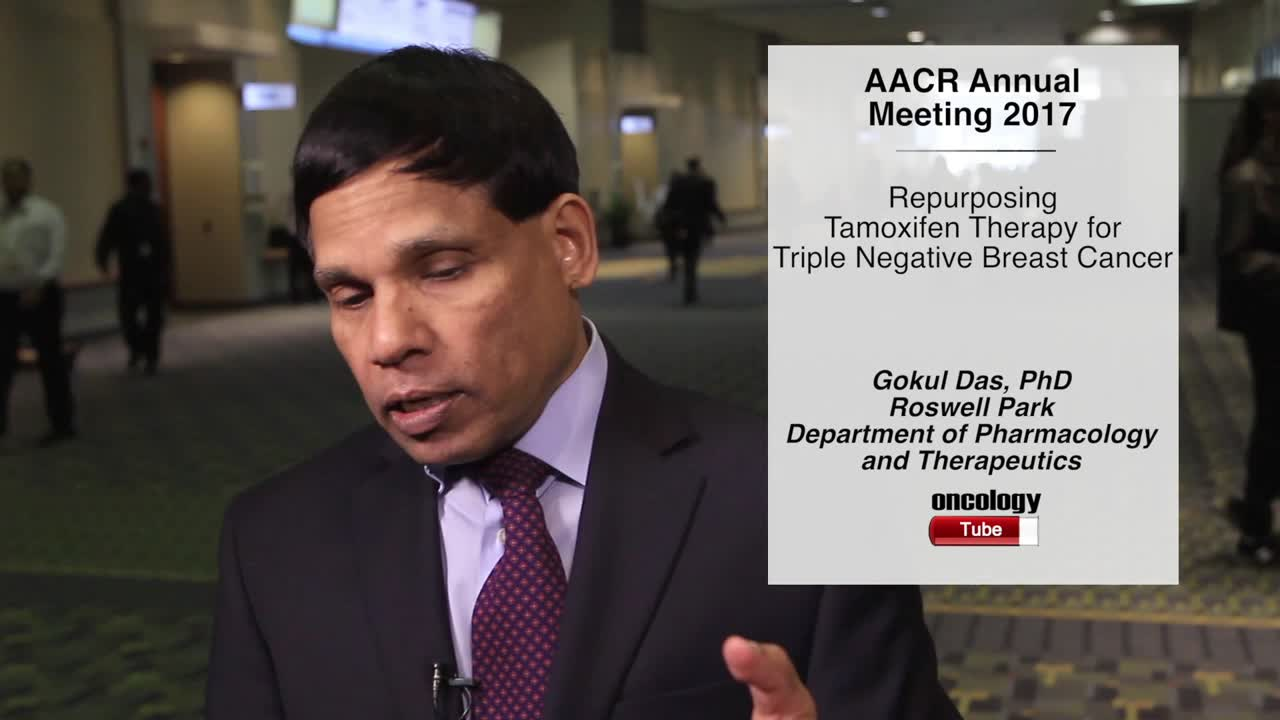 Repurposing Tamoxifen Therapy for Triple Negative Breast Cancer
