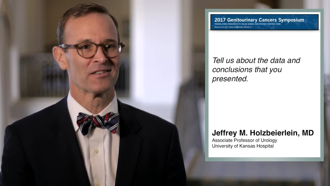 Annual Meeting GU 2017: Orphan Cancers Presentation Overview