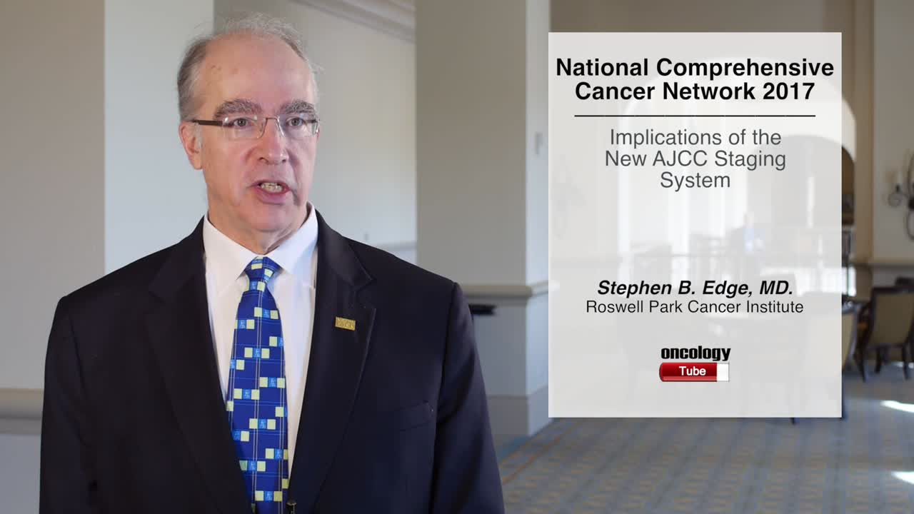 Implications of the New AJCC Staging System