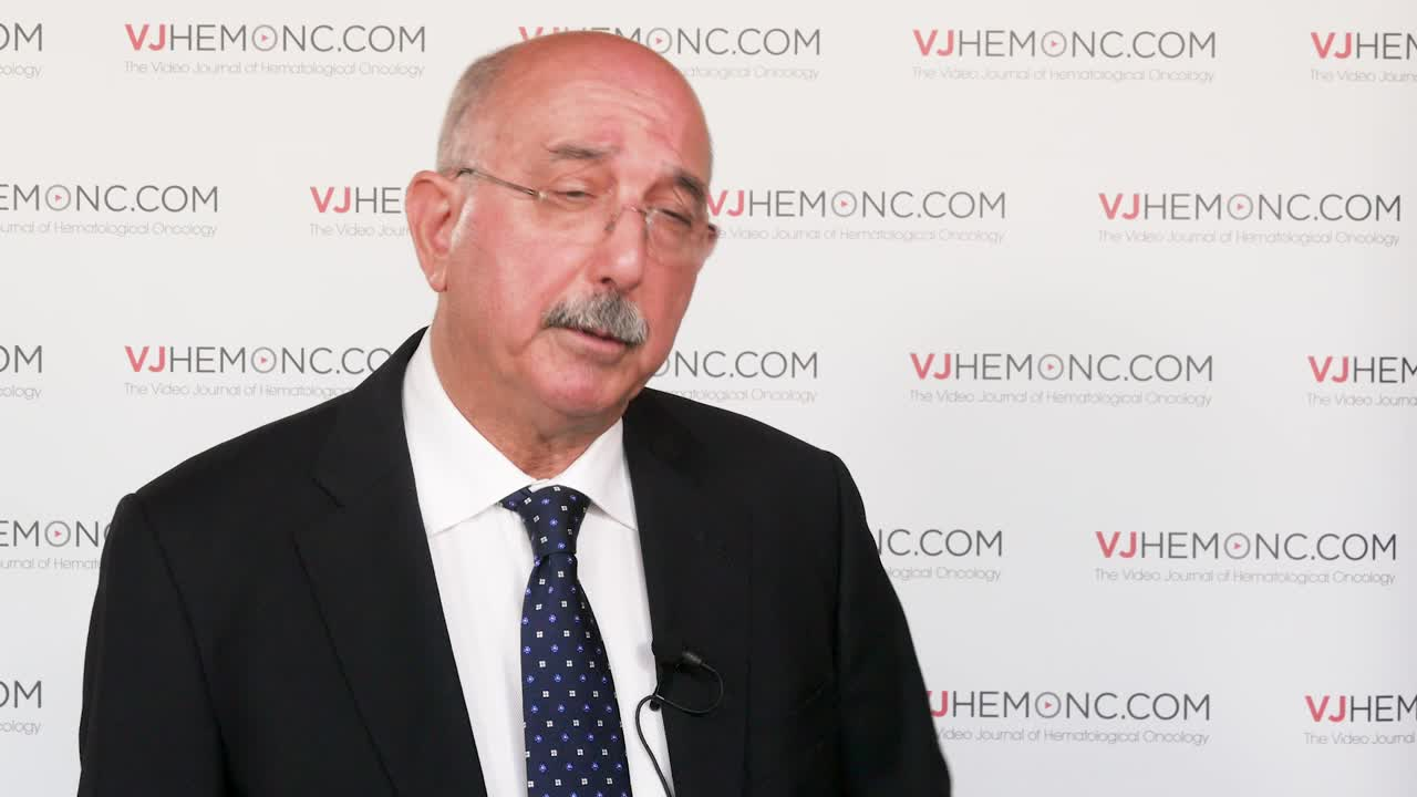 Efficacy of first generation FLT3 inhibitors for AML