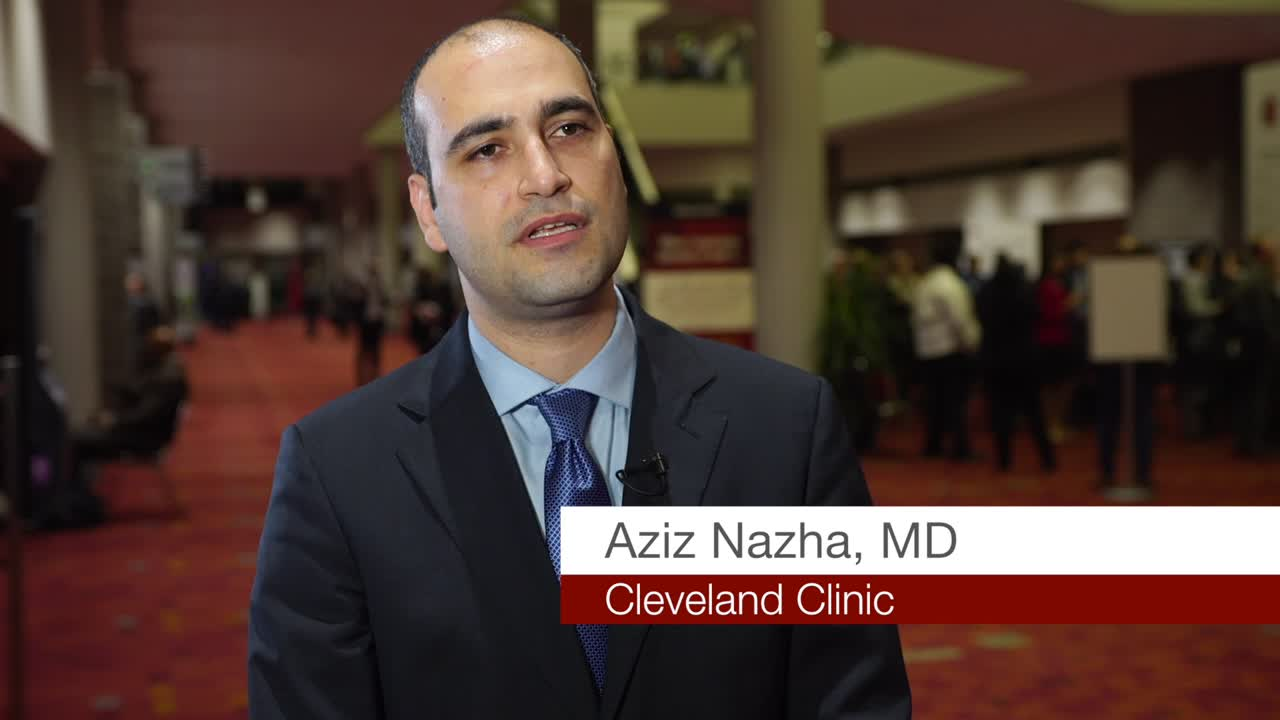 Predicting Survival Myelodysplastic Syndrome - Using the Random Survival Forest Algorithm