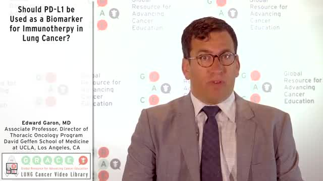 Should PD-L1 be Used as a Biomarker for Immunotherapy in Lung Cancer_ [360p]