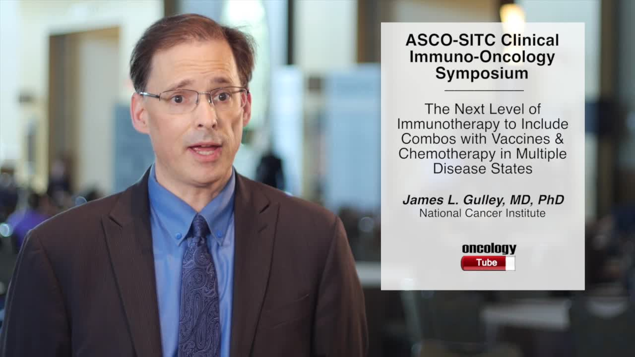 Next Level of Immunotherapy to Include Combos with Vaccines & Chemotherapy in Multiple Disease States