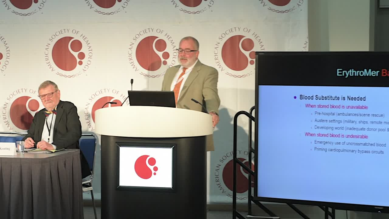 Erythromer (EM): Proof of Concept and In Vivo Efficacy Results