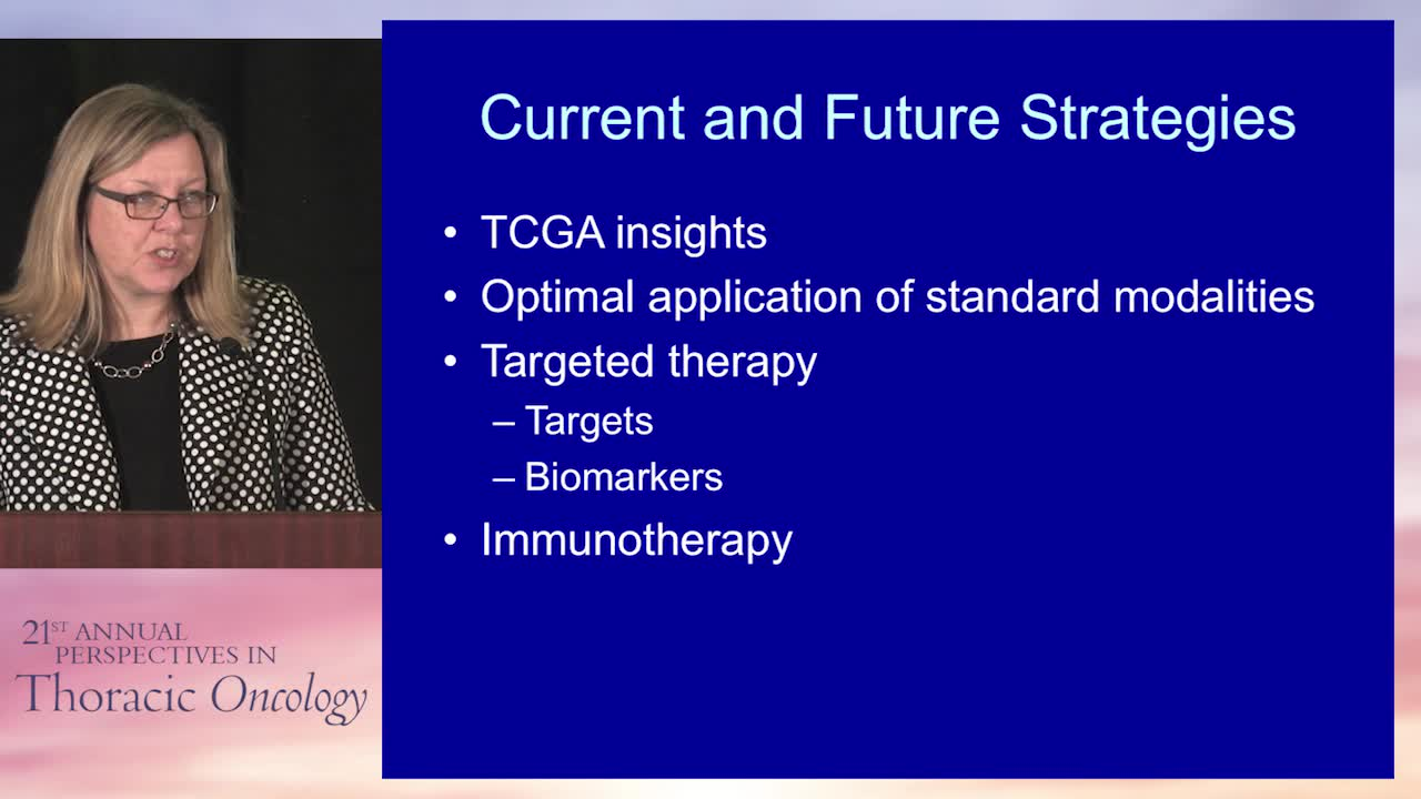 Advances in esophageal cancer: Current and future strategies