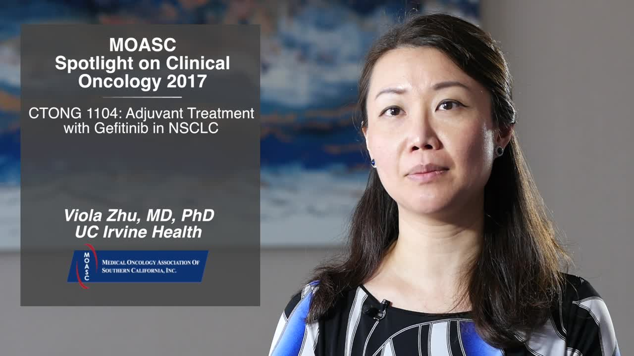CTONG 1104: Adjuvant Treatment with Gefitinib in NSCLC