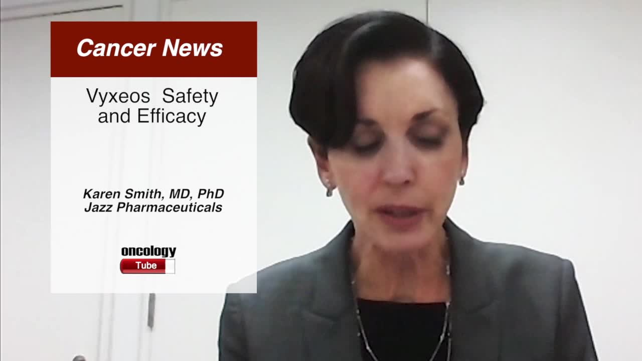 Vyxeos Safety and Efficacy