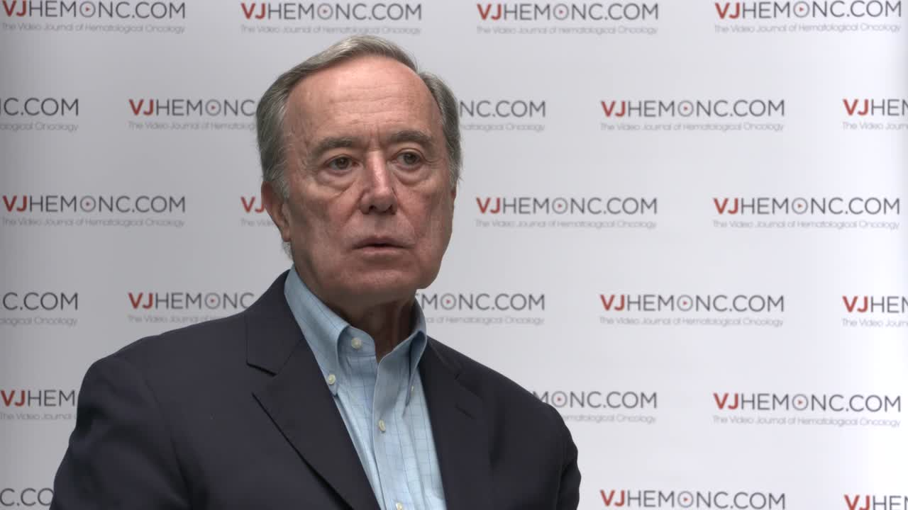 Examining changes over time in CLL cell surface markers to identify cells at different stages