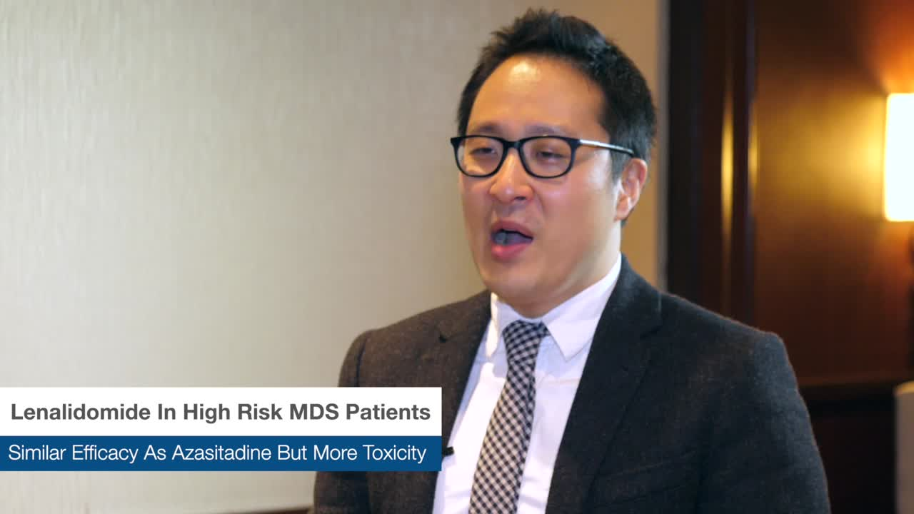 Lenalidomide In High Risk MDS Patients