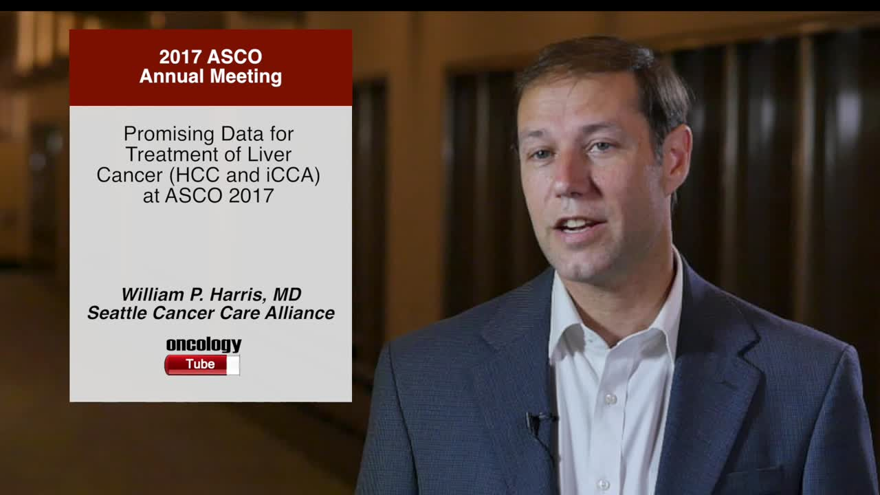 Promising Data for Treatment of Liver Cancer (HCC and iCCA) at Annual Meeting 2017