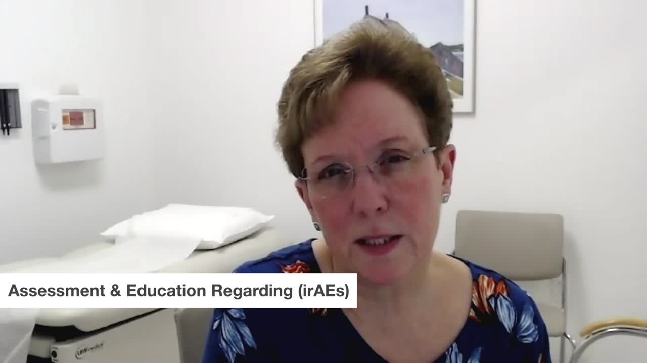 Assessment & Education Regarding (irAEs)