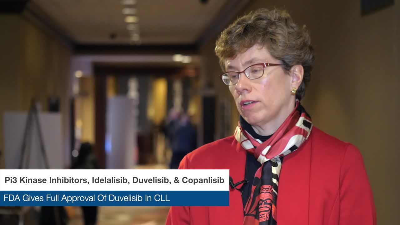 Pi3 Kinase Inhibitors, Idelalisib, Duvelisib, & Copanlisib