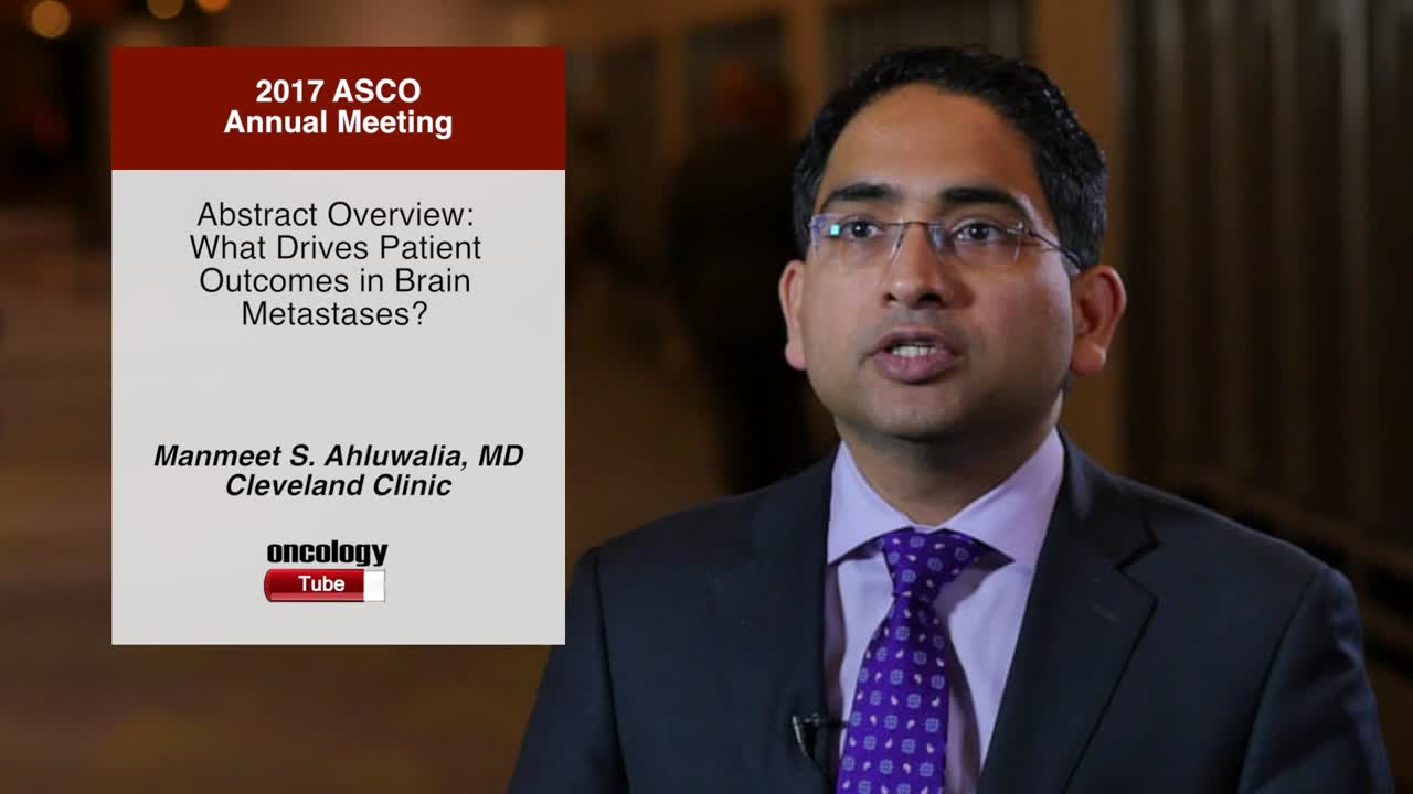 Abstract Overview: What Drives Patient Outcomes in Brain Metastases?