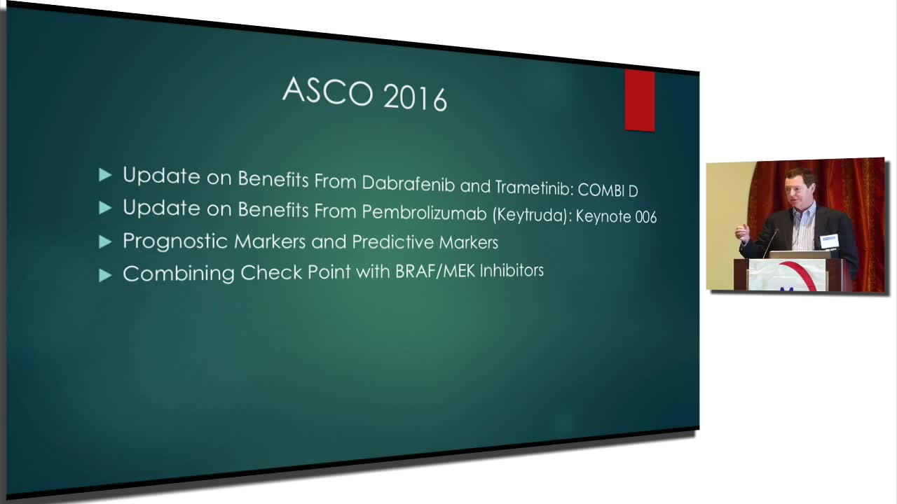 Best of ASCO 2016: Melanoma