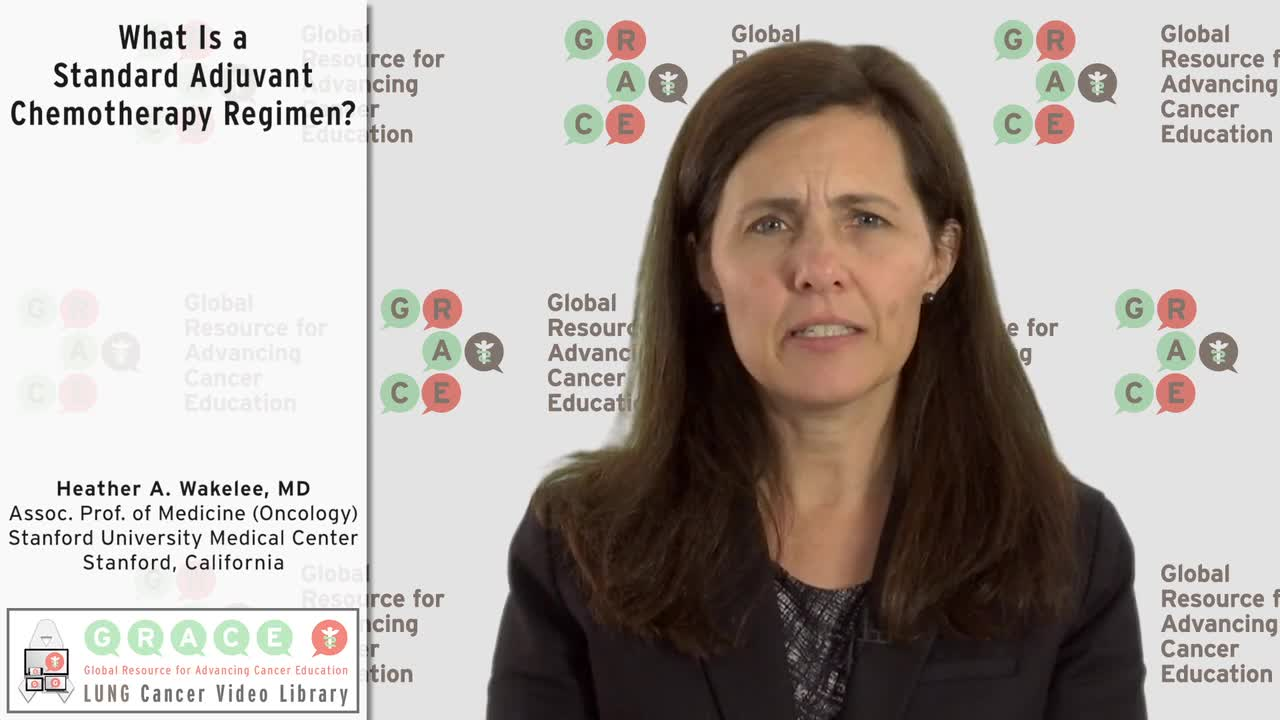 What Is a Standard Adjuvant Chemotherapy Regimen_ [720p]