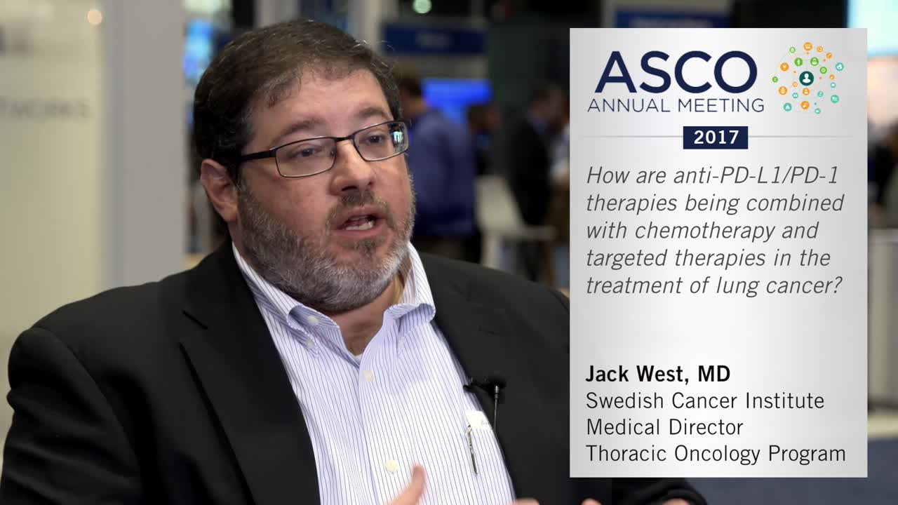 Combining anti-PD-L1/PD-1 therapies with chemotherapy and targeted therapies in lung cancer treatment