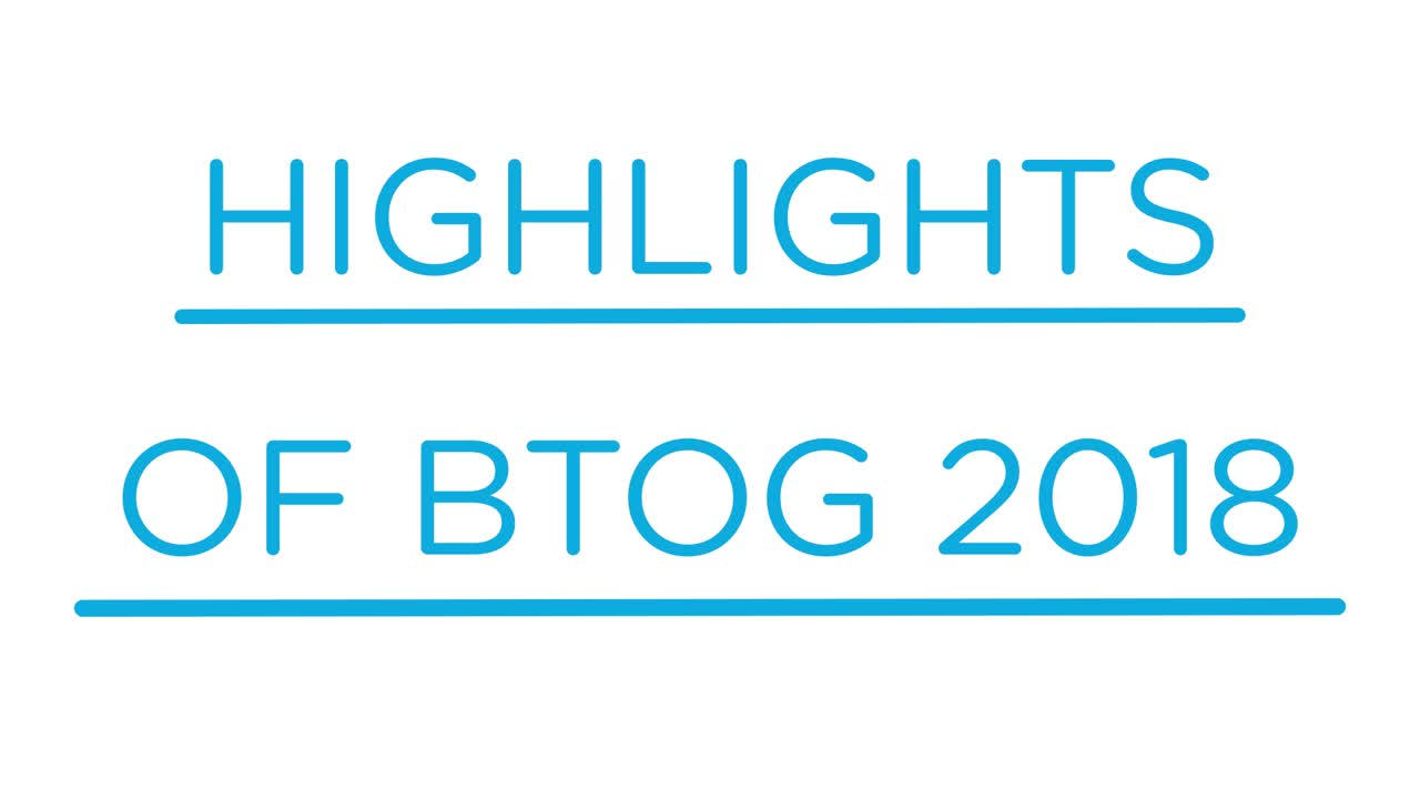 BTOG 2018 speaker highlights