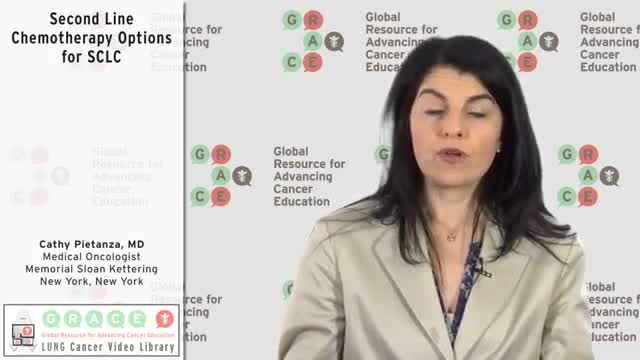 Second Line Chemotherapy Options for SCLC [360p]