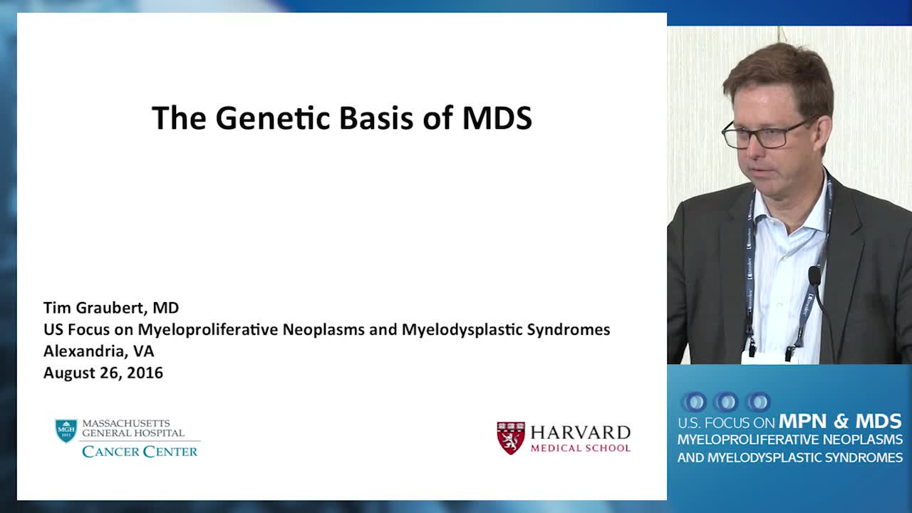 Genetic Basis of MDS