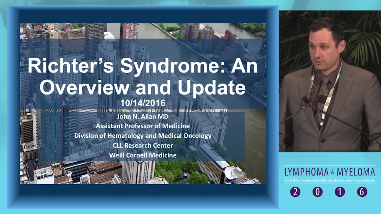 Richter's syndrome: Update