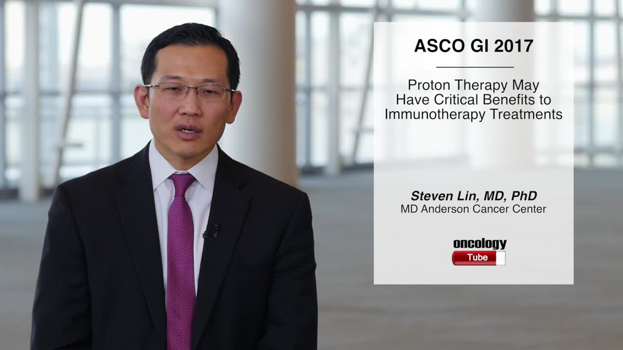 Proton Therapy May Have Benefits to Immunotherapy Treatments