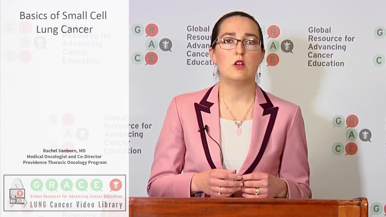 Basics of Small Cell Lung Cancer [720p]