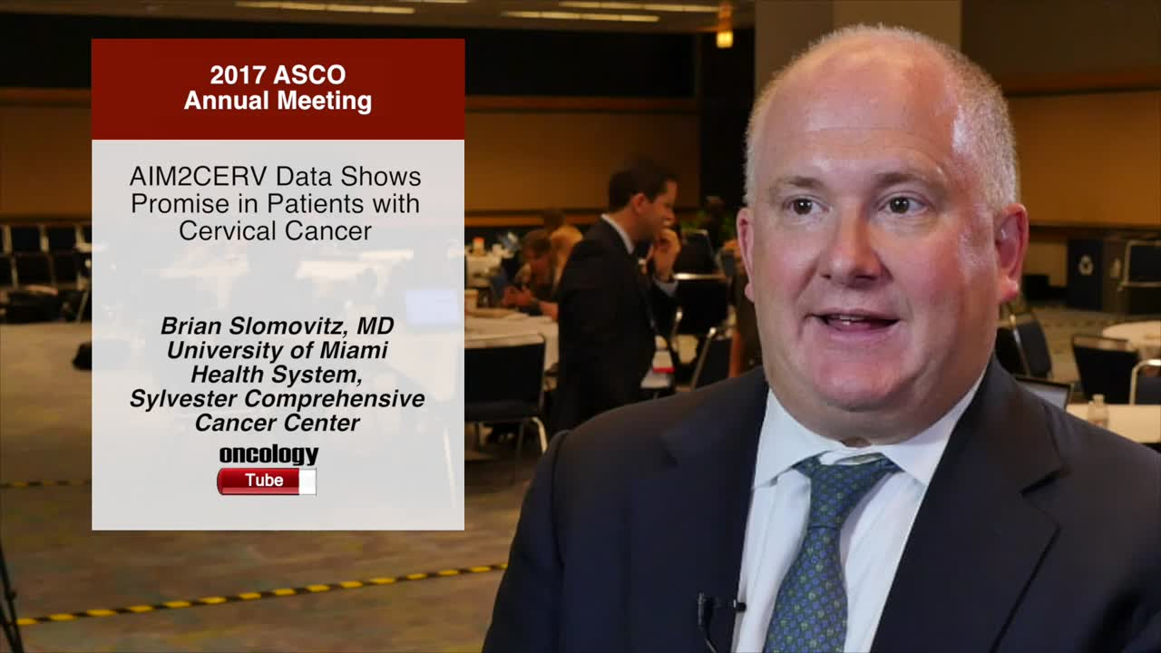 AIM2CERV Based on Data that Shows Promise in Patients with Cervical Cancer