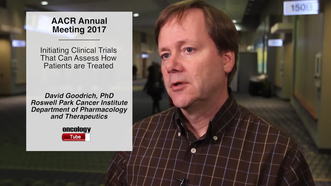 Initiating Clinical Trials That Can Assess How Patients are Treated