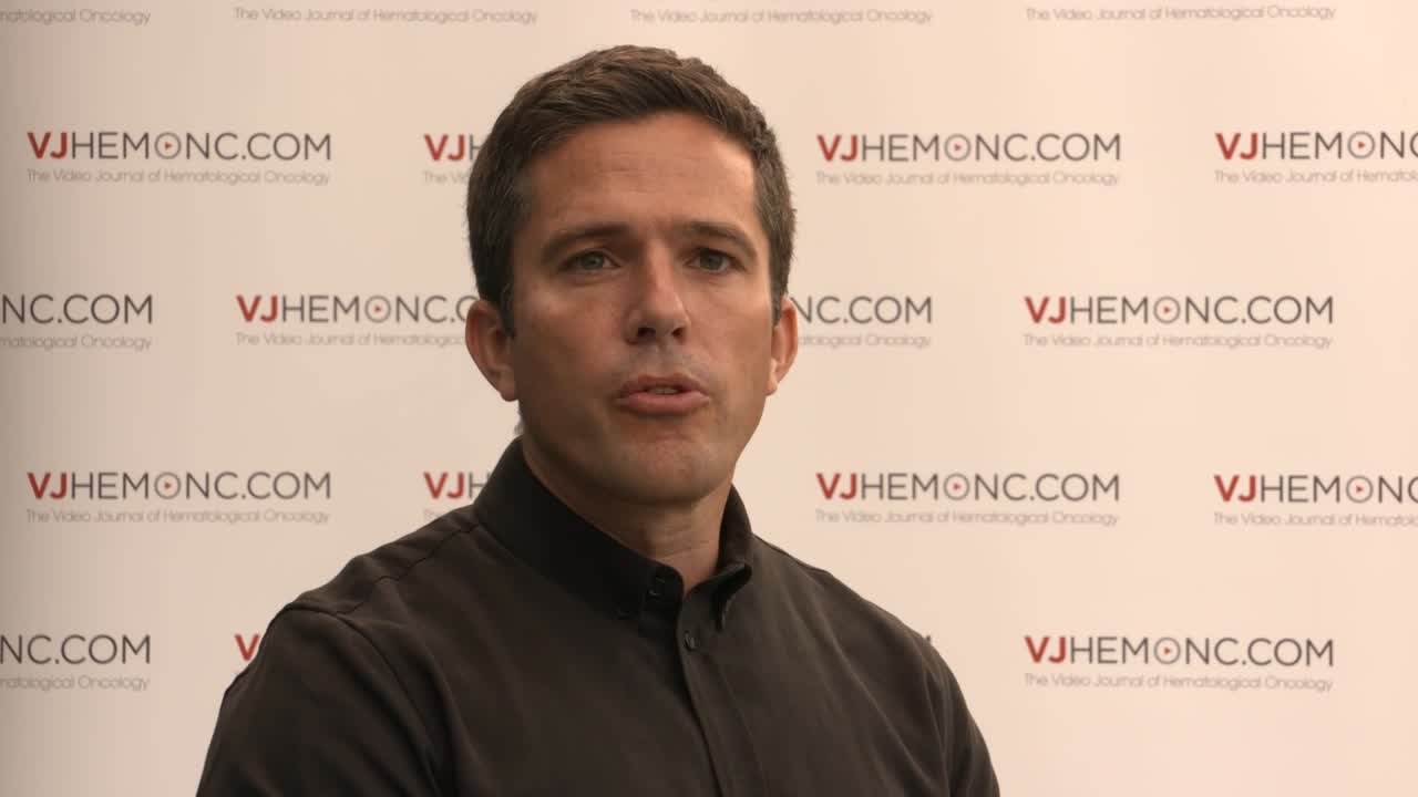 The use of novel algorithms based on pattern recognition to identify patients in need of CLL treatment