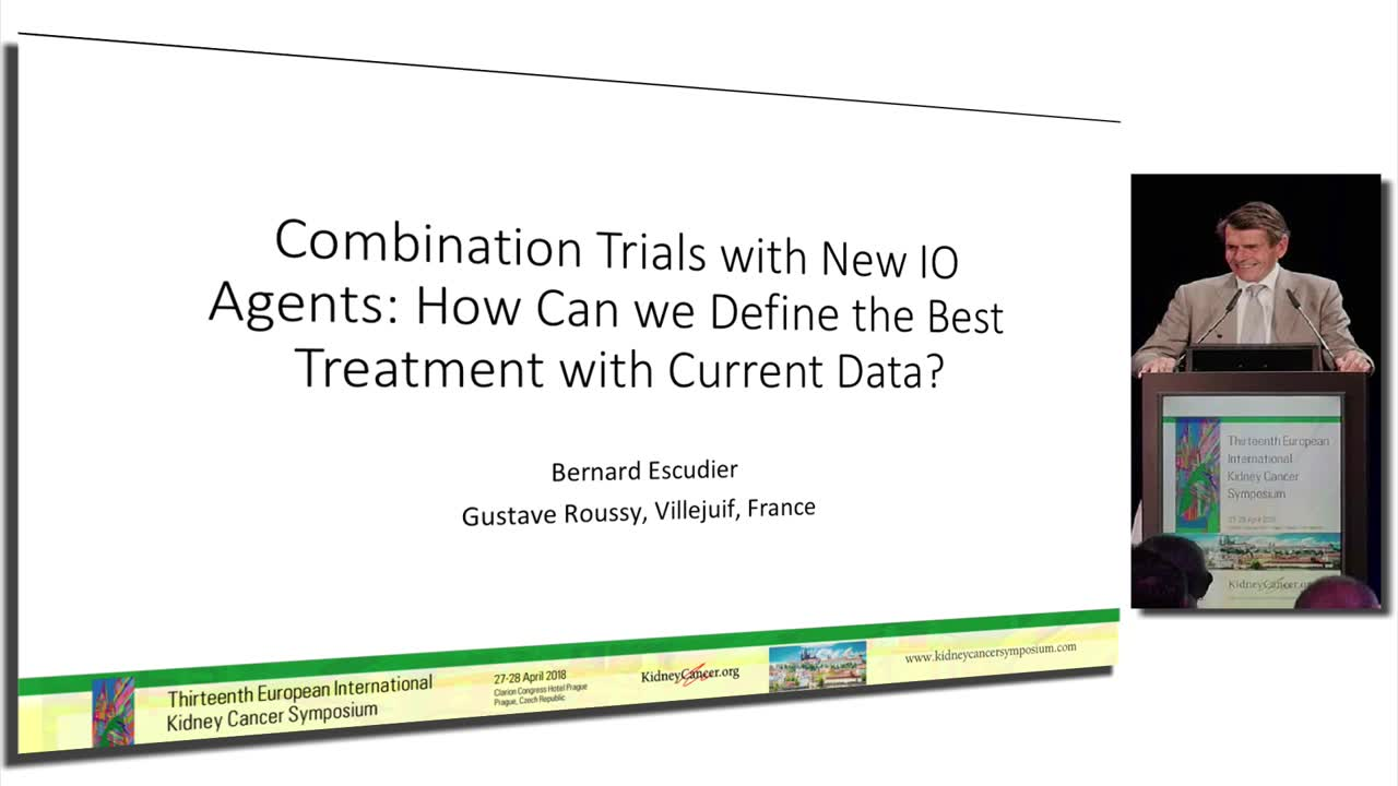 Combination Trials with New IO Agents: How Can we Define the Best Treatment with Current Data?