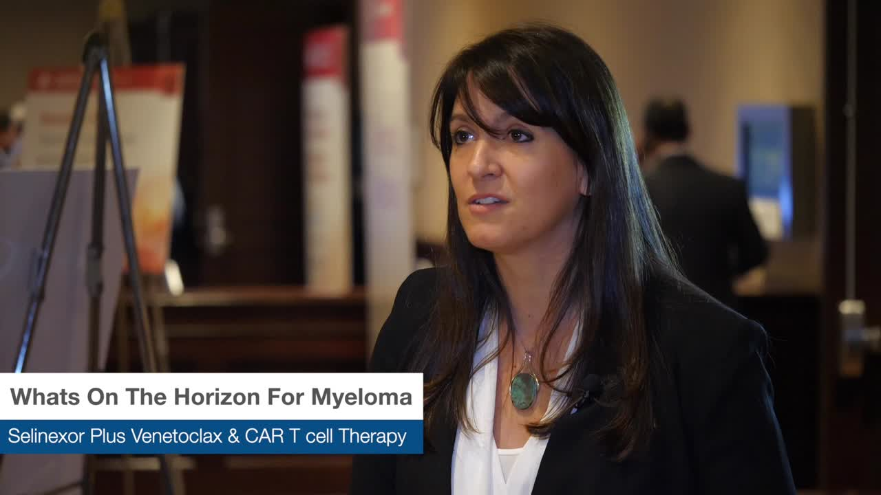 Whats On The Horizon For Myeloma