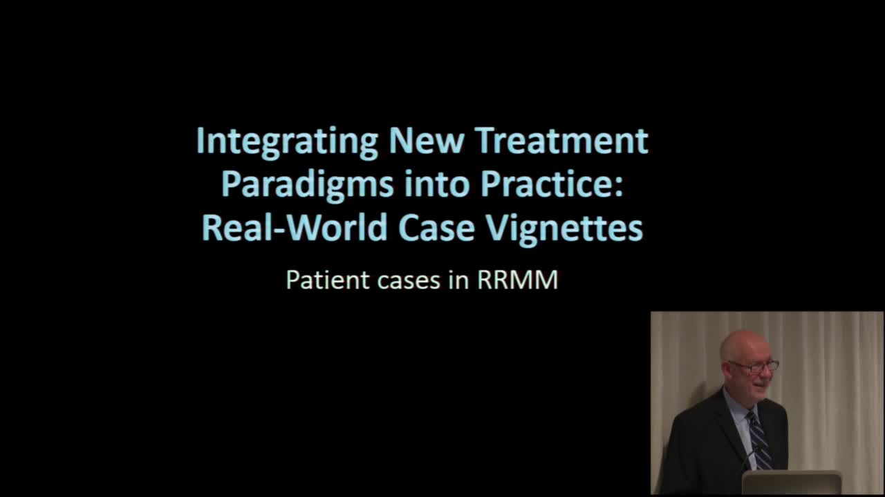 Navigating New Treatment Paradigms in Relapsed/Refractory Multiple Myeloma: Part III