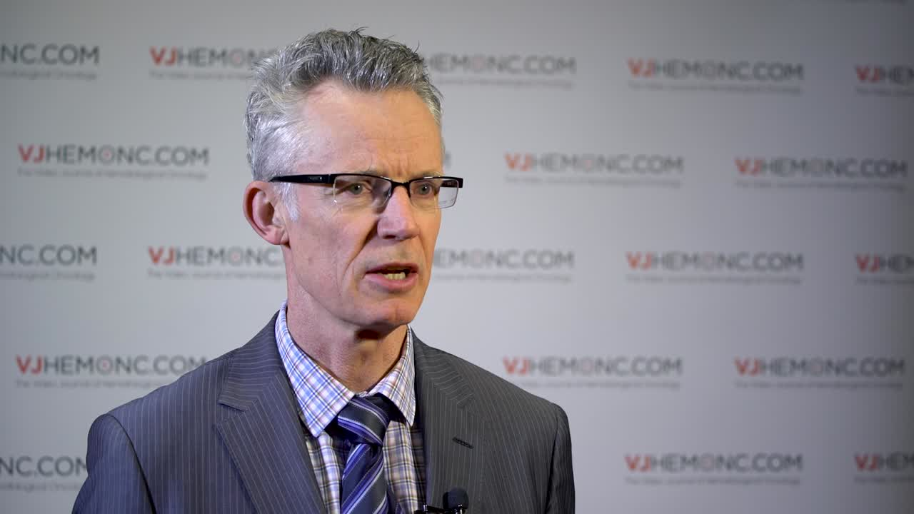 Primary analysis of MURANO study data for R/R CLL