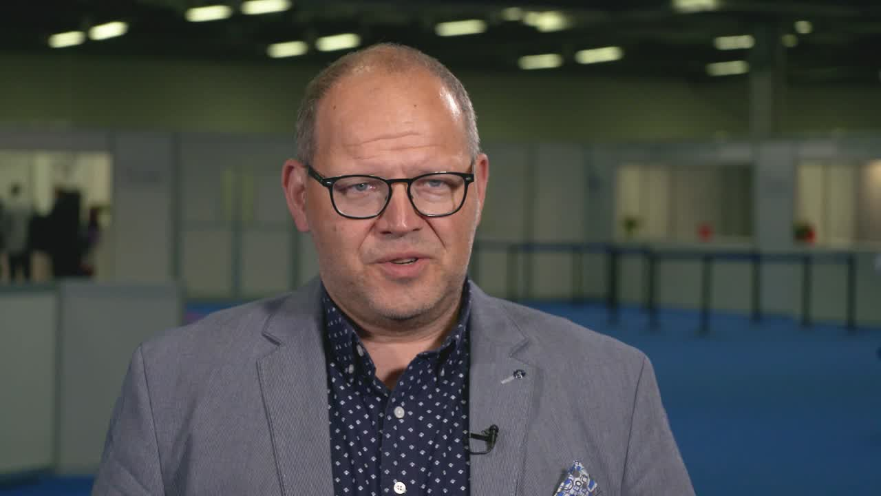 Updates from the COSMOS trial: MOR208 for the treatment in R/R CLL