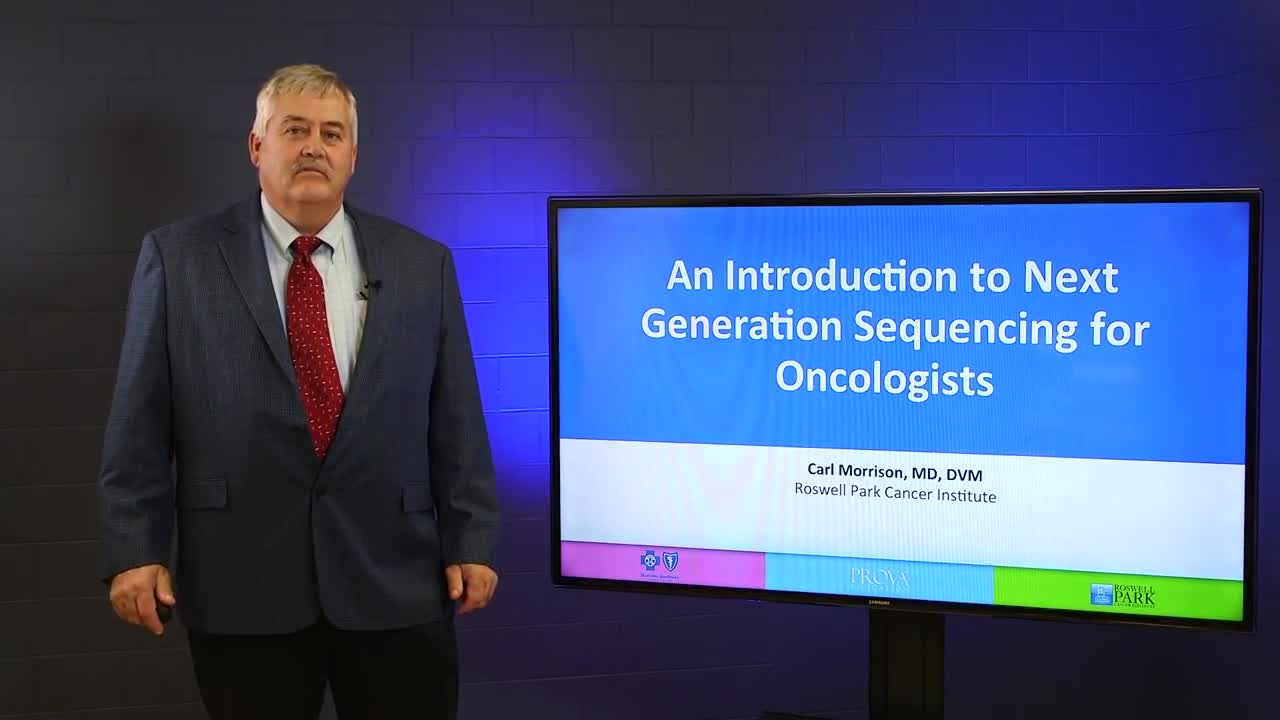 Next-Generation Sequencing for Oncologists