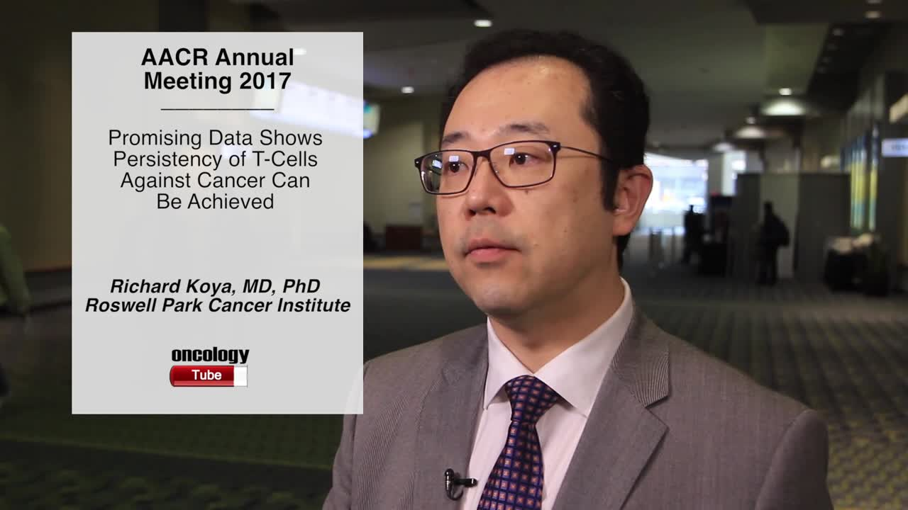 Promising Data Shows Persistency of T-Cells Against Cancer Can Be Achieved