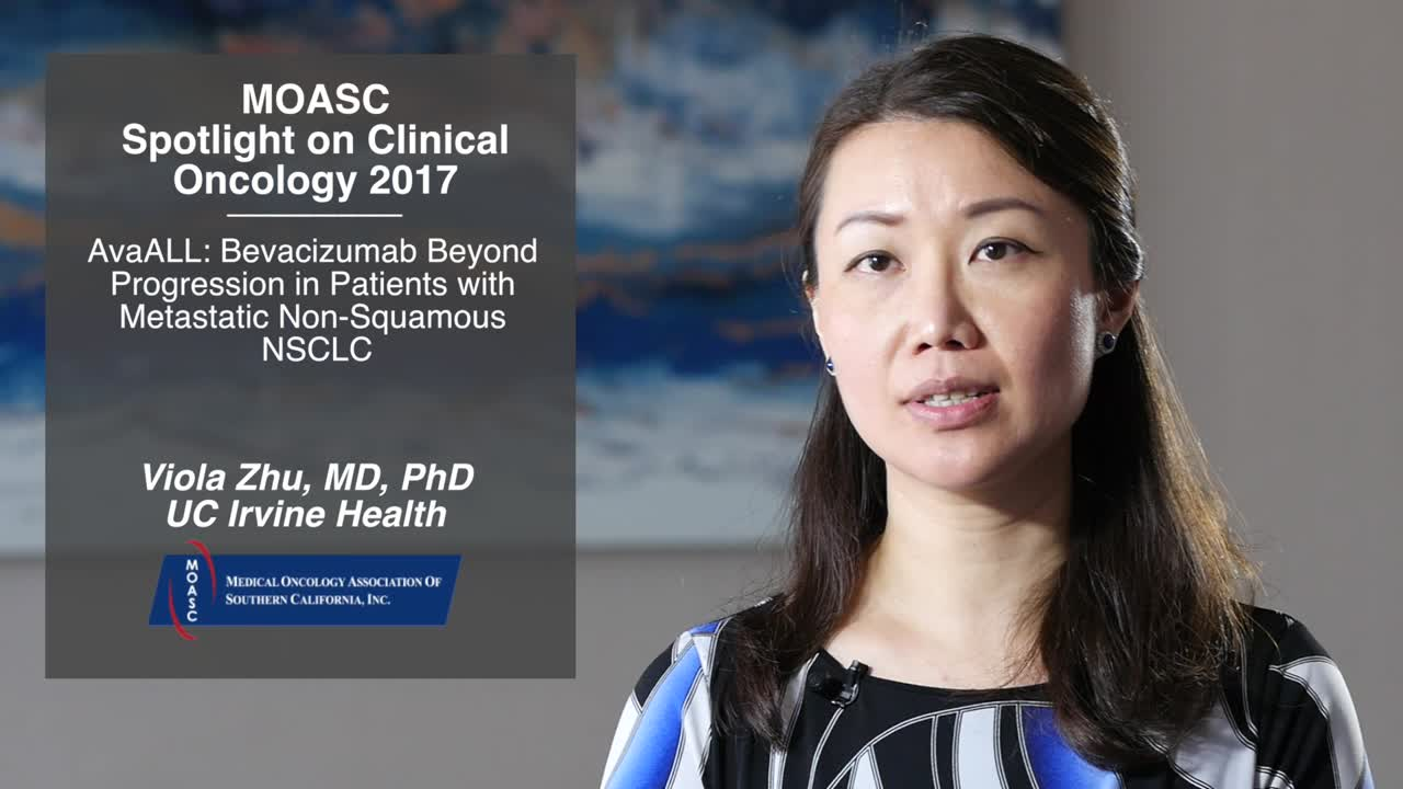 AvaALL: Bevacizumab Beyond Progression in Patients with Metastatic Non-Squamous NSCLC