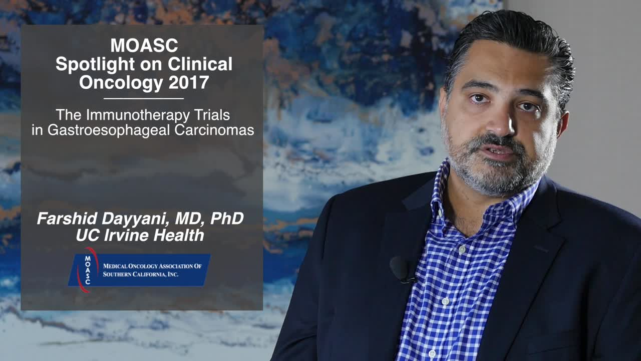 The Immunotherapy Trials in Gastroesophageal Carcinomas
