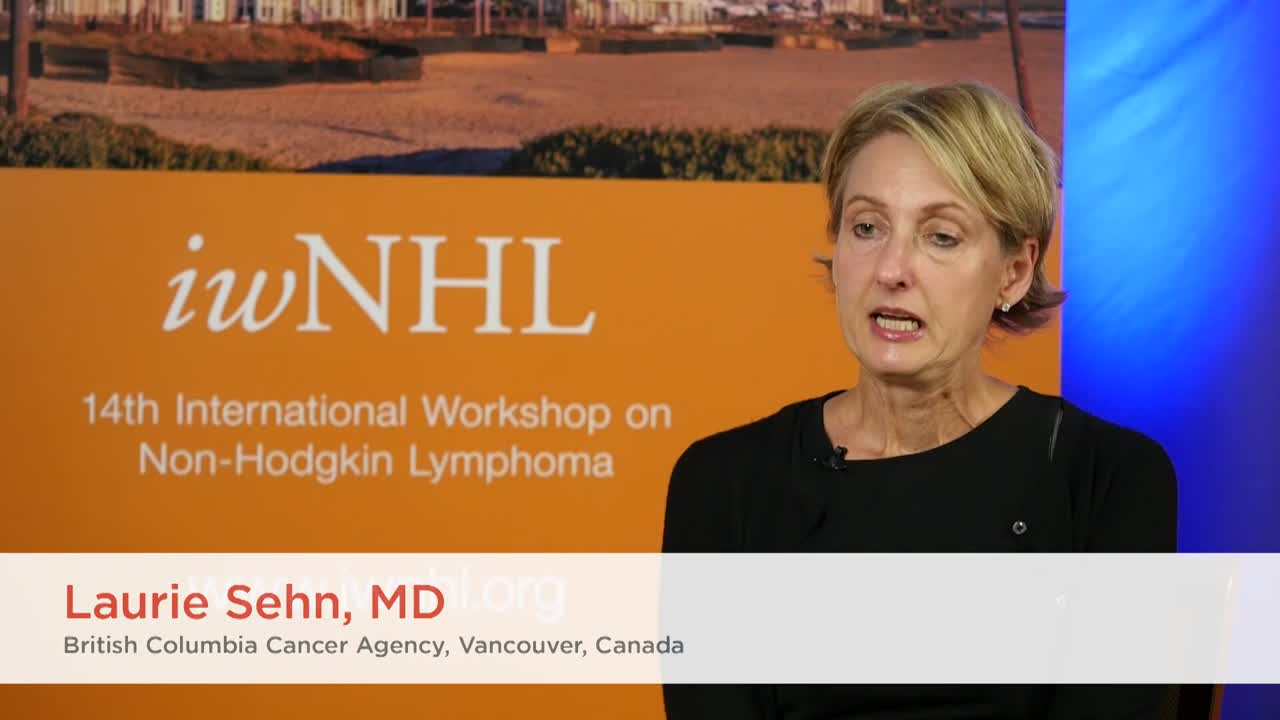 The standard of care for DLBCL and double-hit lymphoma